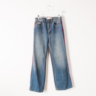 Marc Jacobs Wide Leg Jeans