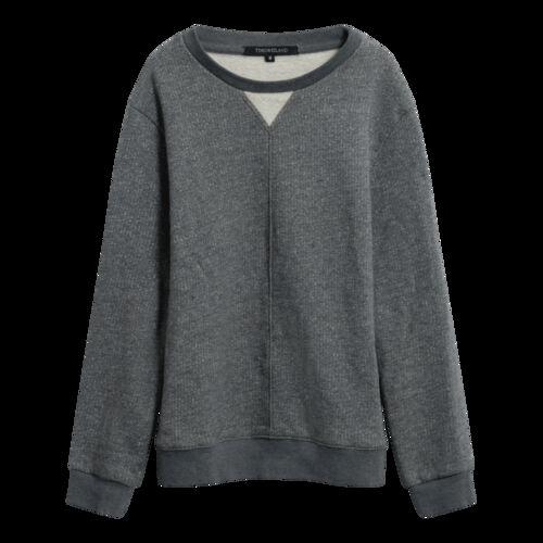 Timo Weiland Grey Speckled Sweatshirt