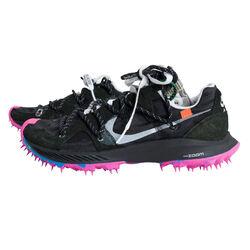 Off-White x Nike Air Zoom Terra Kiger 5 'Athlete in Progress - Black