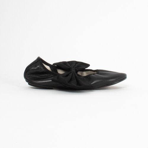 Sia x Repetto Bow Top Sophia Ballerina Shoes