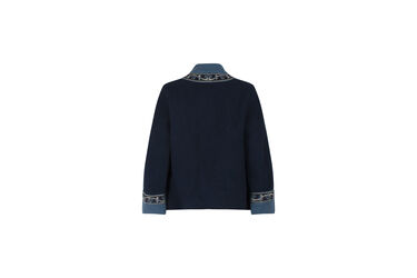 Fjord Fashion Blue Jacket