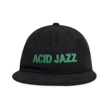 "Painter Hat ""Acid Jazz"" - Black"