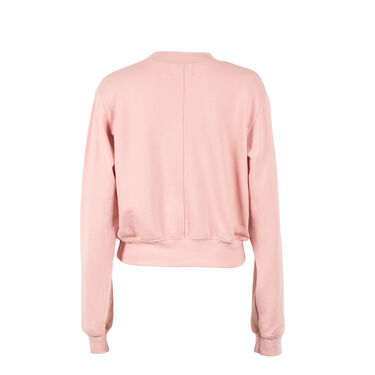 Cotton Citizen The Milan Crop Sweatshirt