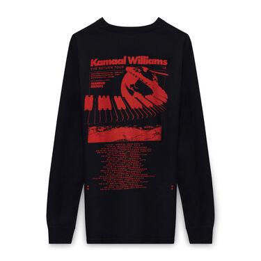 Black Focus X Carhartt World Tour Long Sleeve - Black