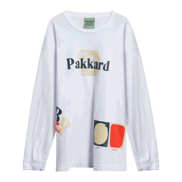 Pakkard BDR LS- White