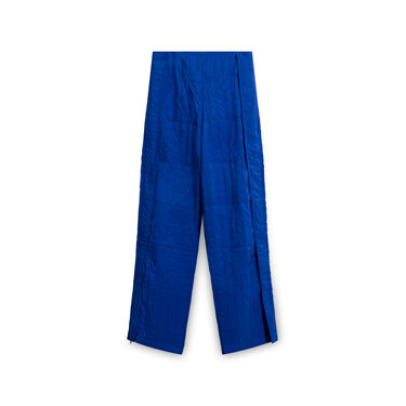 Daily Paper Dide Padded Pants - Cobalt Blue
