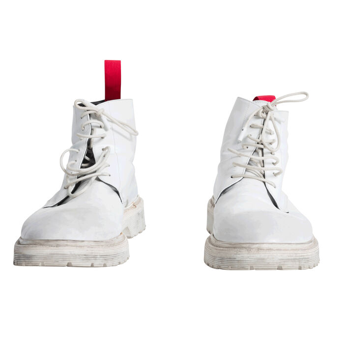 424 High Top Lace Boot