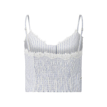 Opening Ceremony Oc Jacquard Bustier Top