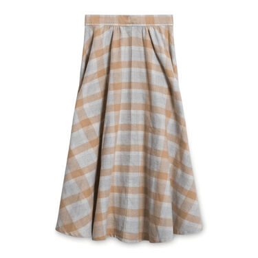 Vintage Silhouettes for the Limited Plaid Skirt