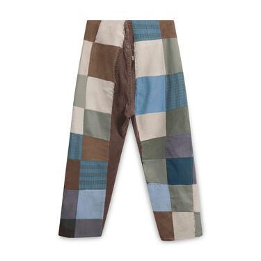 70's Hippie Patchwork Levi's Pants