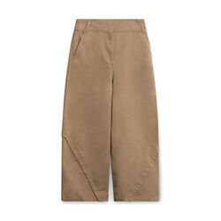 COS High-Waisted Trousers - Tan