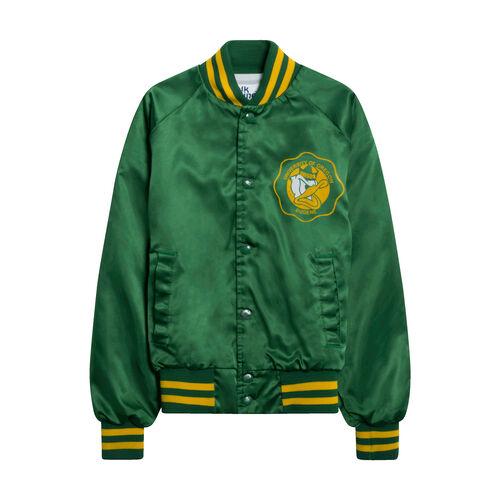 Vintage University of Oregon Jacket