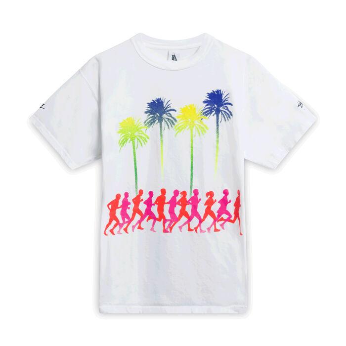 Nike x Stussy Rainbow Running T-Shirt