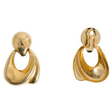 Doorknob Earrings