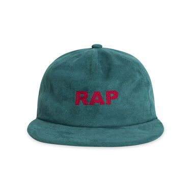 """Painter Hat """"Rap"""" - Green"""