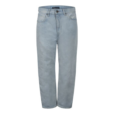 Levi's Barrel Crop Light Wash Jean