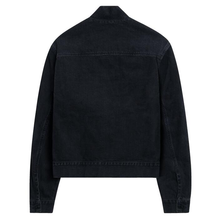 13 BONAPARTE False Collar Jacket in Black
