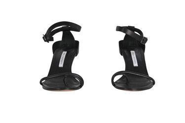 Diane von Furstenberg Leather Slingback Heel