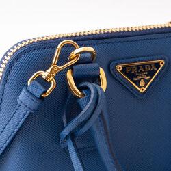 Prada Mini Saffiano Leather Satchel