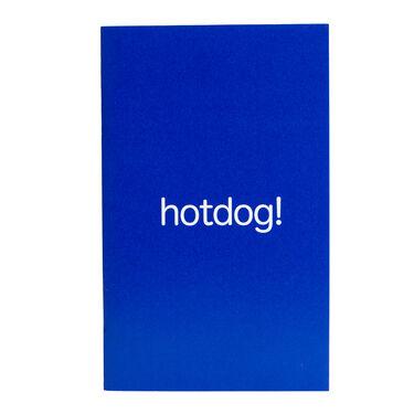 Hotdog Zine (Coloring Book)