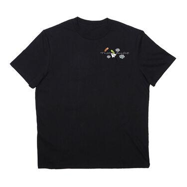 Tuff Bandit Black Land With Grace T-Shirt