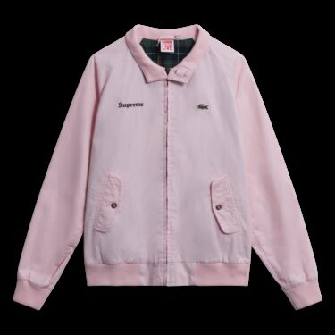 Lacoste x Supreme Harrington Jacket