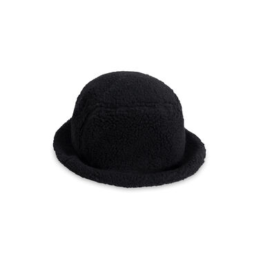Vintage New Era Fluffy Bucket Hat