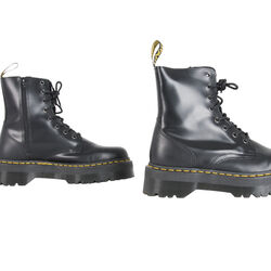 Dr. Martens Jadon Smooth Leather Platform Boots
