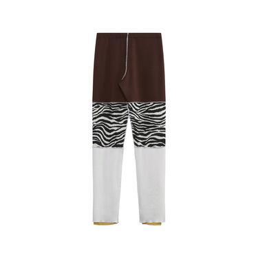 JJVintage Reworked Pant in Zebra Print