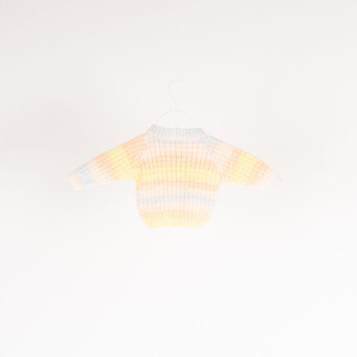 Vintage Baby Crochet Sweater