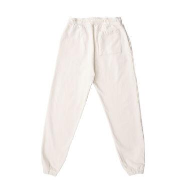 Club Fantasy Textbook Trip Sweatpants in Cream