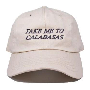 Take Me To Calabasas Cap