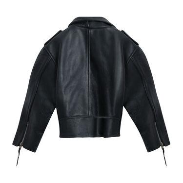 A-1 Genuine Leather Moto Jacket (Kids)