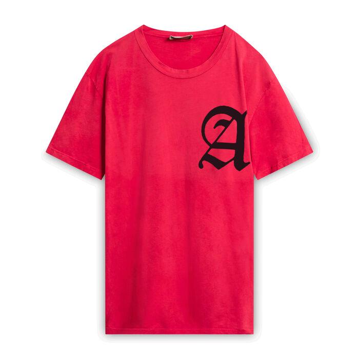 Aries Arise T-Shirt - Red