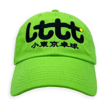 LTTT Hat - Lime