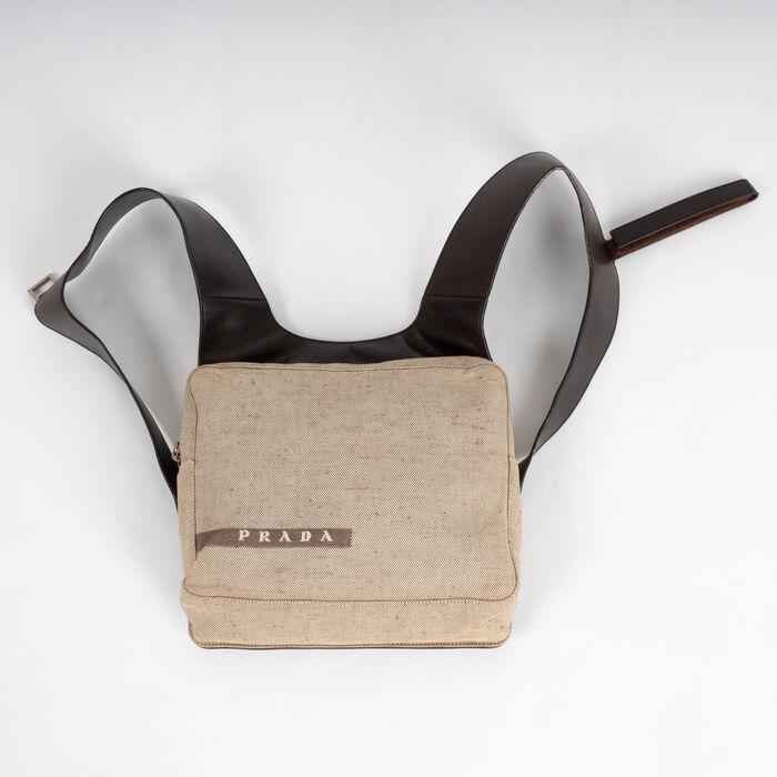 Vintage 90's Era Prada Chest Rig/Backpack