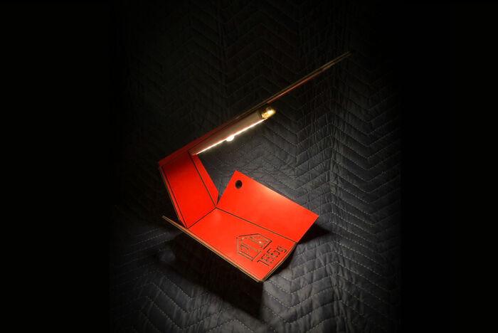 The Bruce Desk Lamp