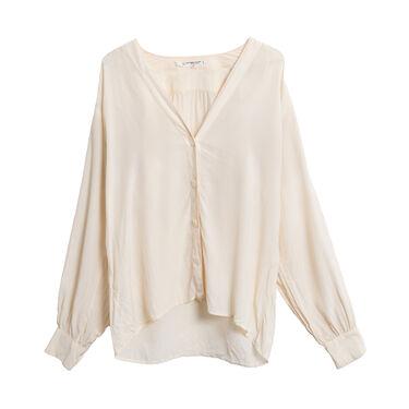 Vintage YSL Silk Blouse
