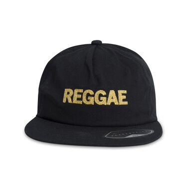 "Painter Hat ""Reggae"" - Black"