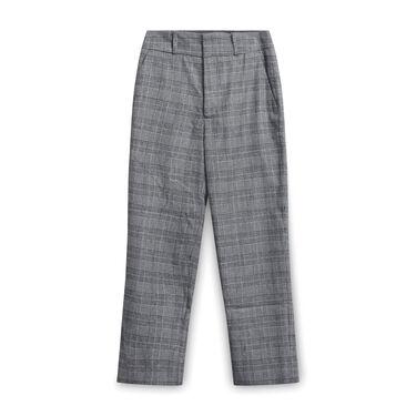 AG Tweed Trousers - Grey