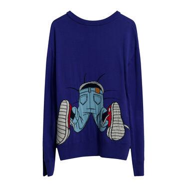 Moschino x H&M Merino Wool Goofy Sweater