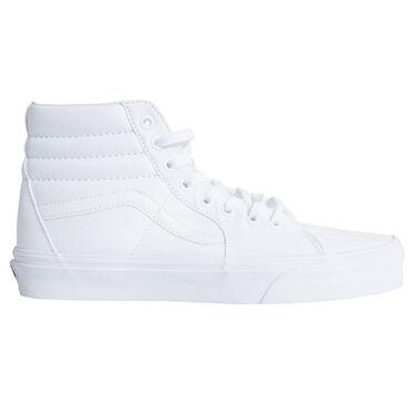 Vans Canvas Sk8-Hi- True White