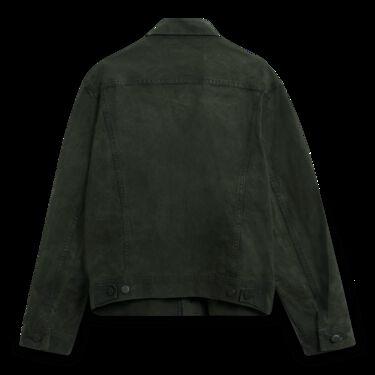 Ralph Lauren Green Denim Jacket
