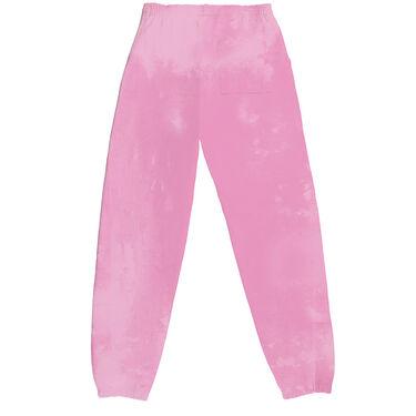 Club Fantasy Neo Logo Sweatpants in Pink