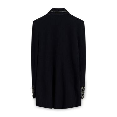St John Black Coat