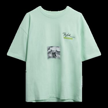 Tony Hawk Signature Line Photo Print T-Shirt