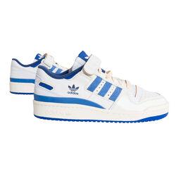 Adidas Forum 84 Low Blue Thread White