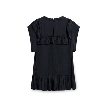 Zadig & Voltaire Toundra Ruffle Blouse