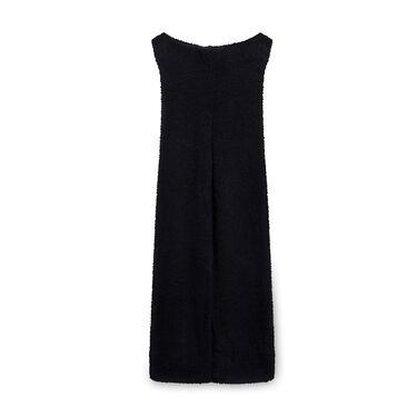 SKIMS Black Knit Cozy Lounge Pants