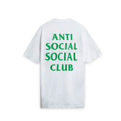 Anti Social Social Club T-Shirt - White